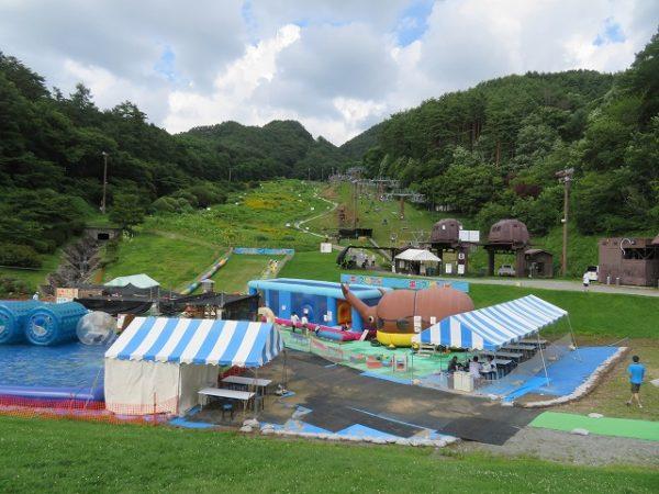 佐久平パラダのスキー場