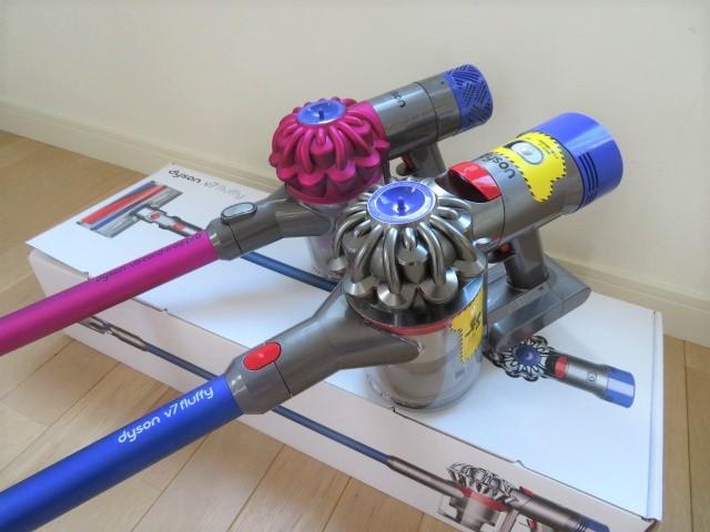 コスパのいいダイソン型落ちコードレス掃除機