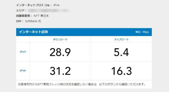 TPLINKのWi-Fi速度
