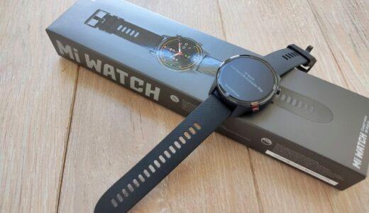 【日本版Mi Watch:レビュー】1.3万円で有機ELディスプレイ・SpO2まで測定できる